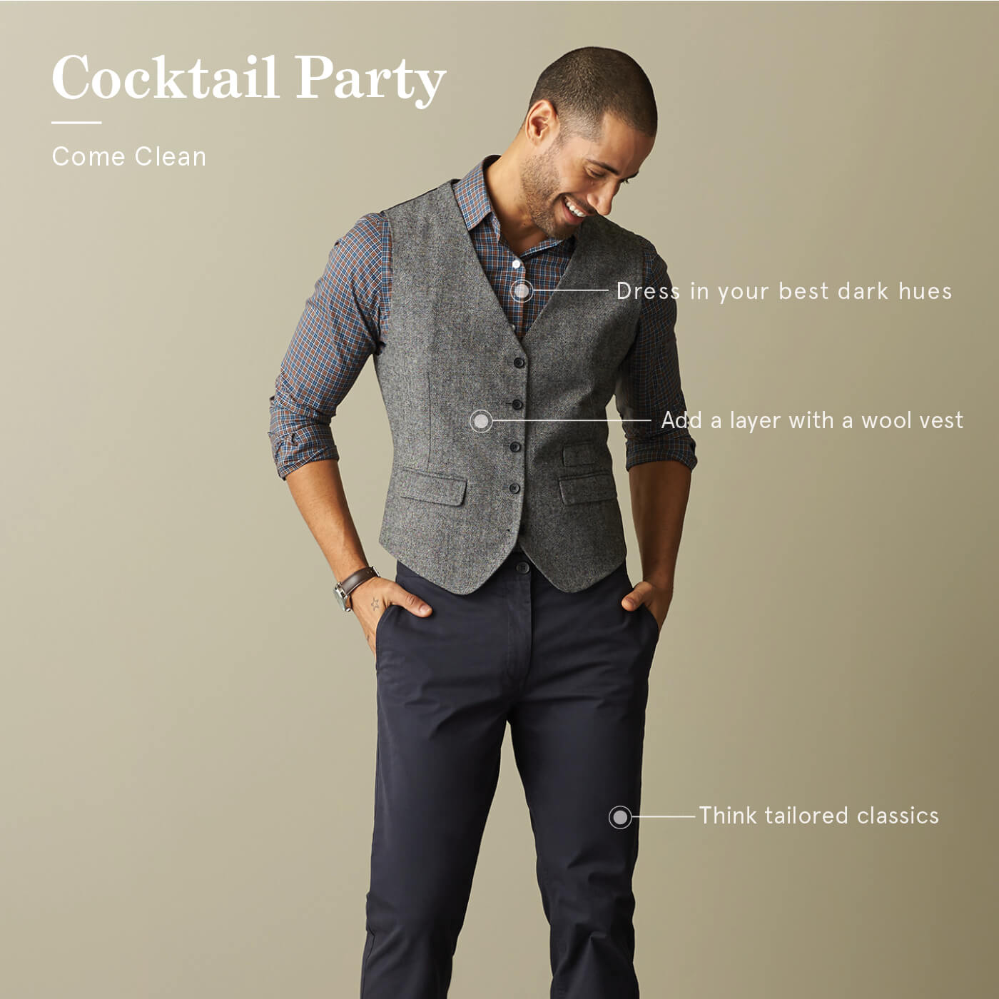 "086d5e19515f One of the most common party dress codes (because hey, who doesn't love a  good whiskey sour?), ""cocktail attire"" is akin to semi-formal."