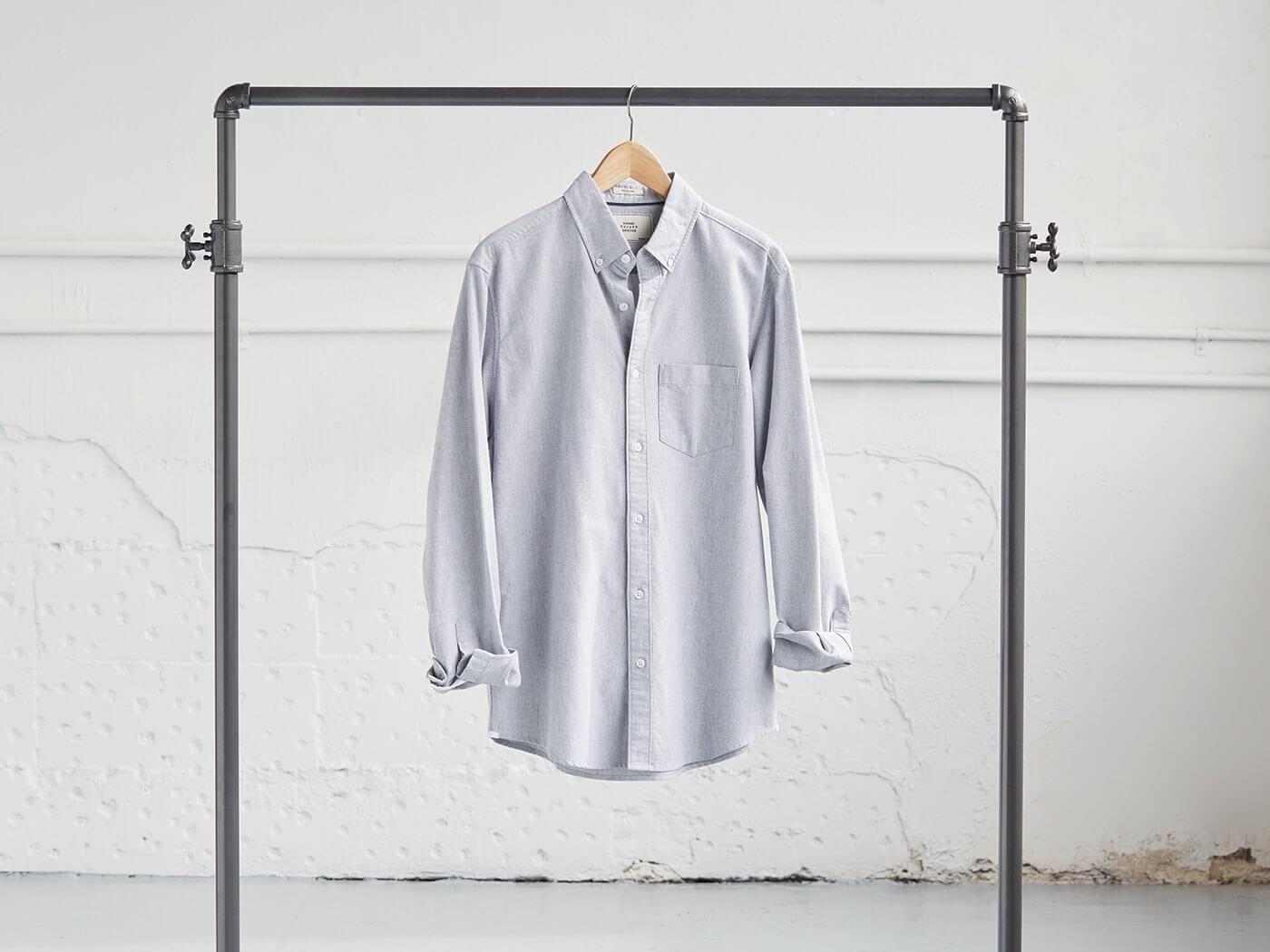 how to iron a dress shirt