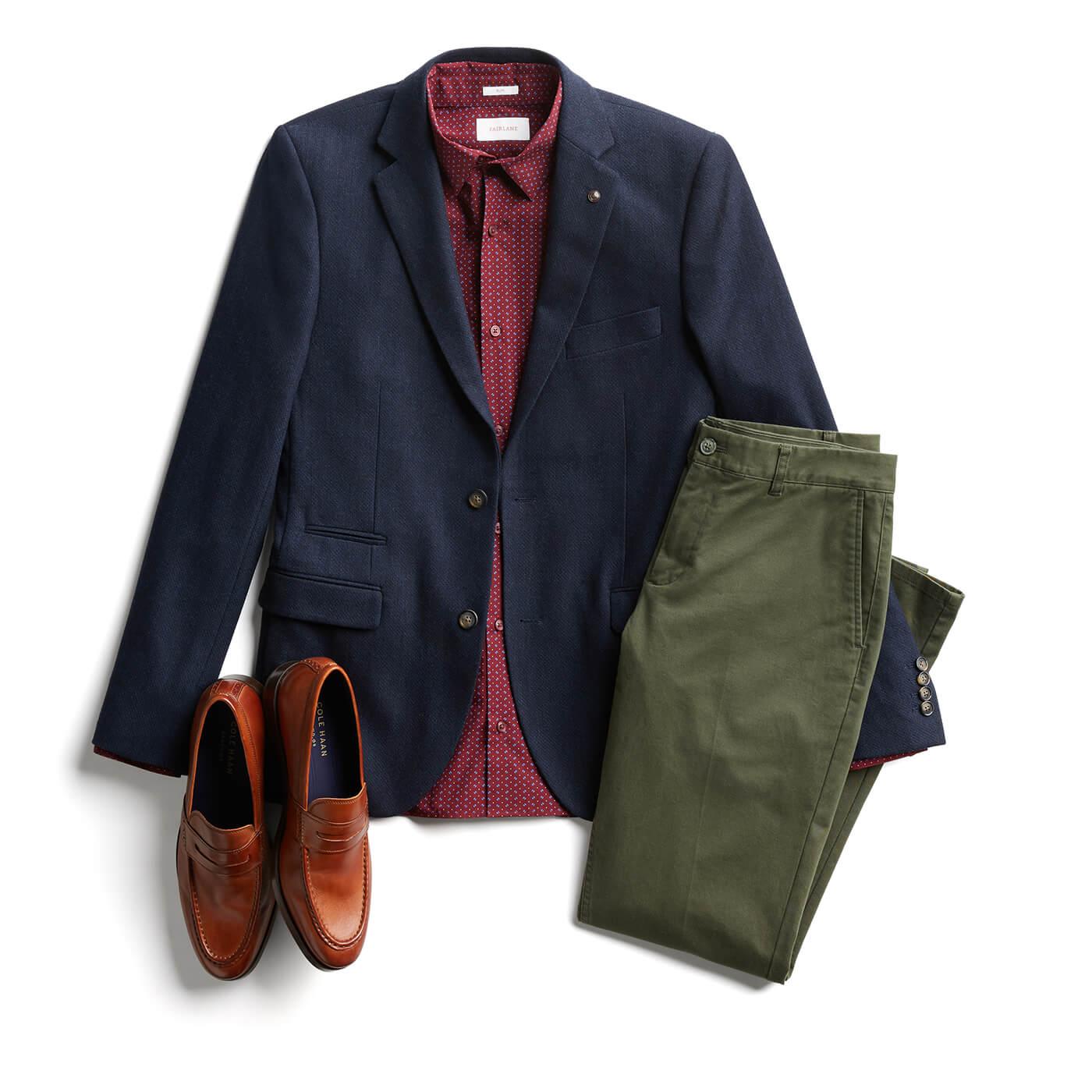7d46833ce86 How do I build a business casual wardrobe
