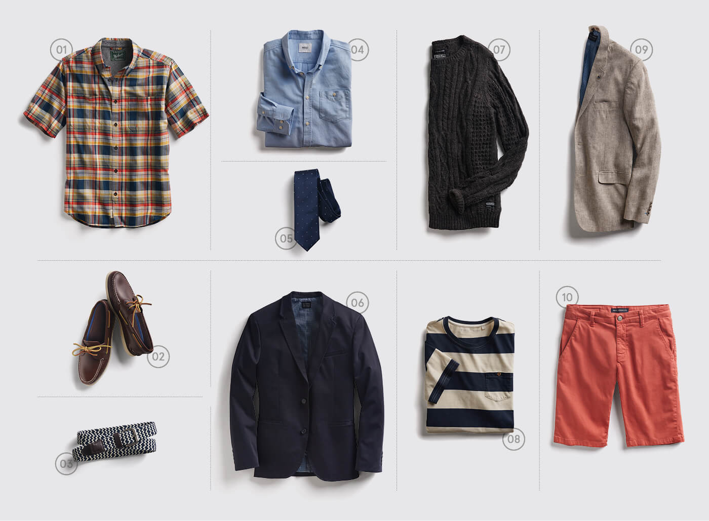 aa62791a98f0 The 10 Elements of Preppy Style | Stitch Fix Men