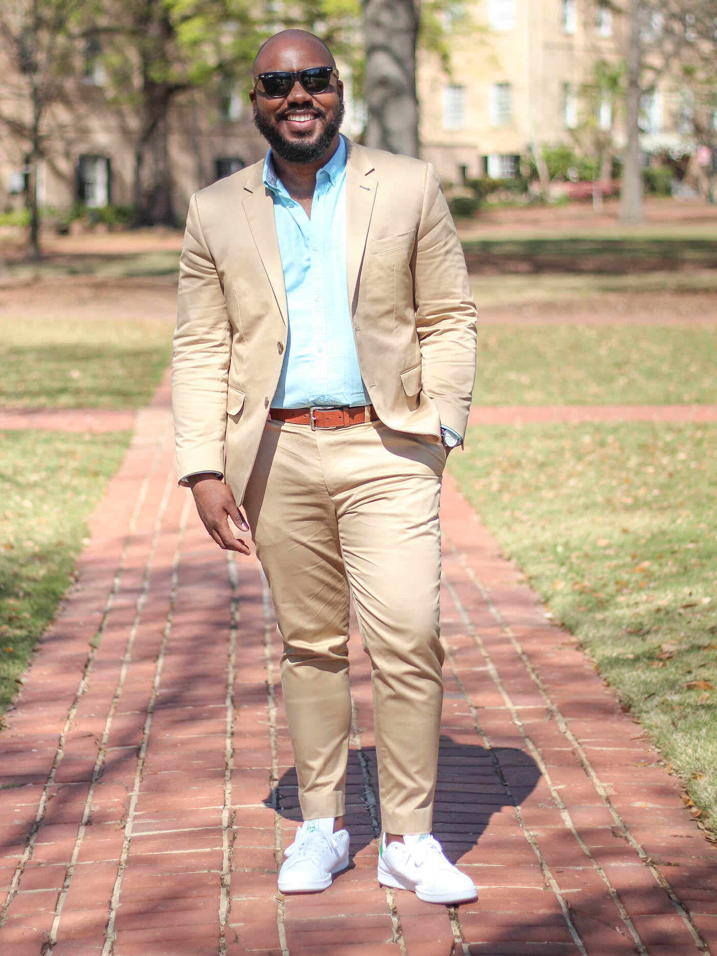 How To Wear Lighter Colors with Notoriously Dapper | Stitch Fix Men