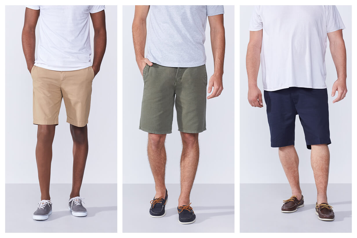 06ffddb35a The Best Stylist-Fitting Shorts for Your Build | Stitch Fix Men