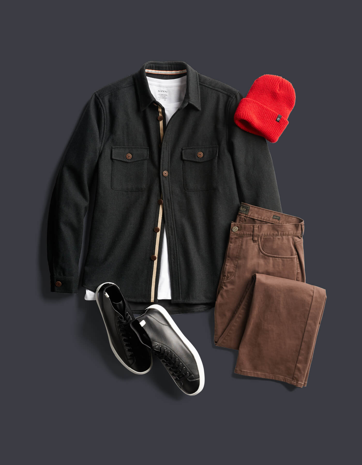 Men's winter fashion