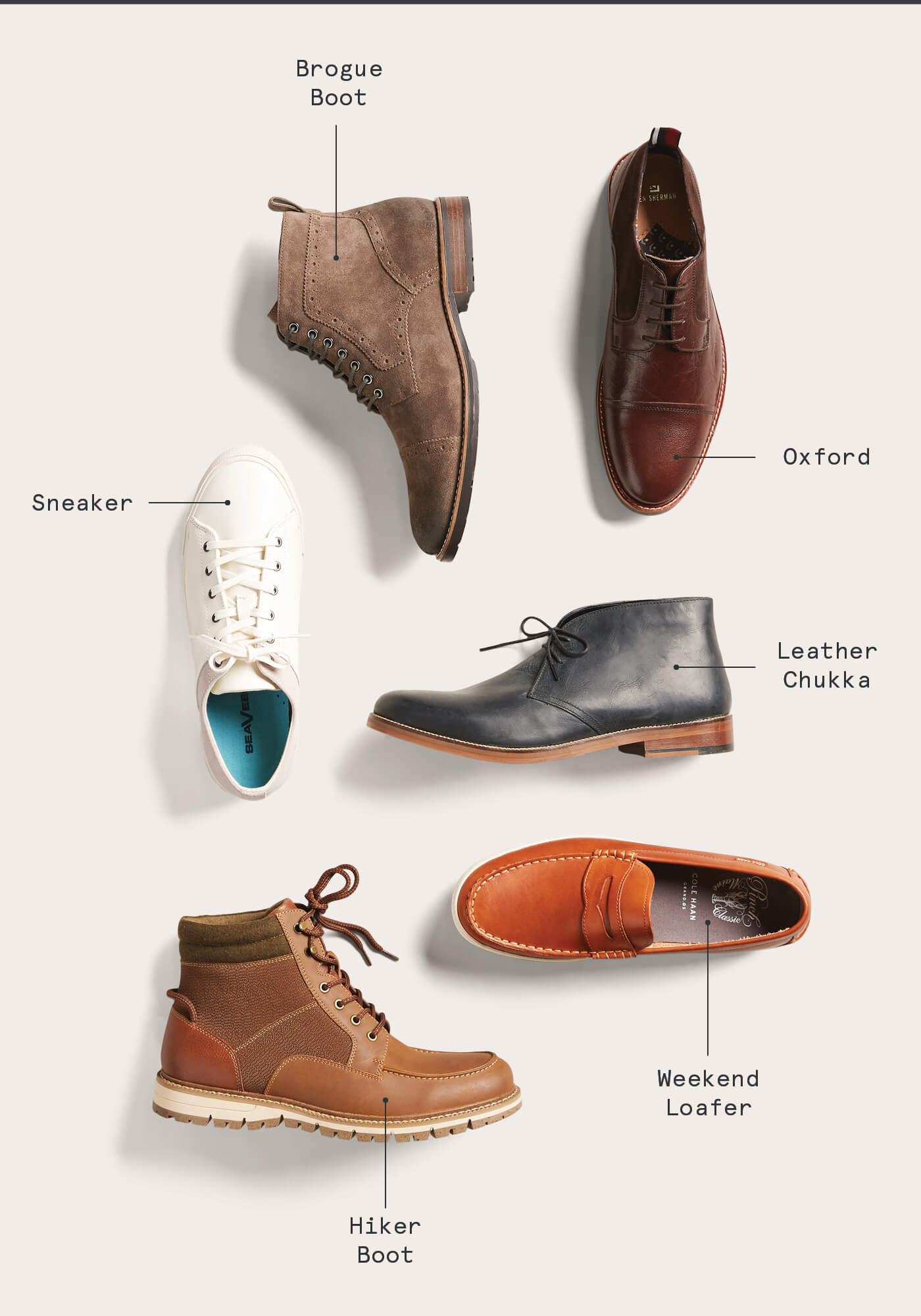 eeb94f359ab The Best Men's Shoes for Every Season | Stitch Fix Men