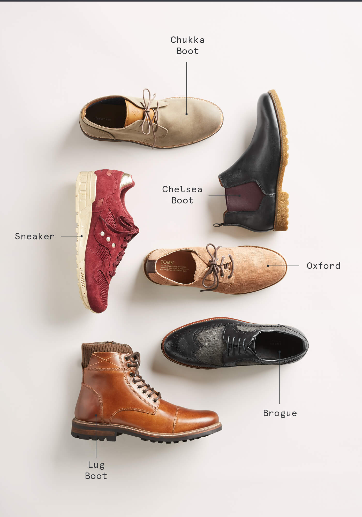 The Best Men's Shoes for Every Season | Stitch Fix Men