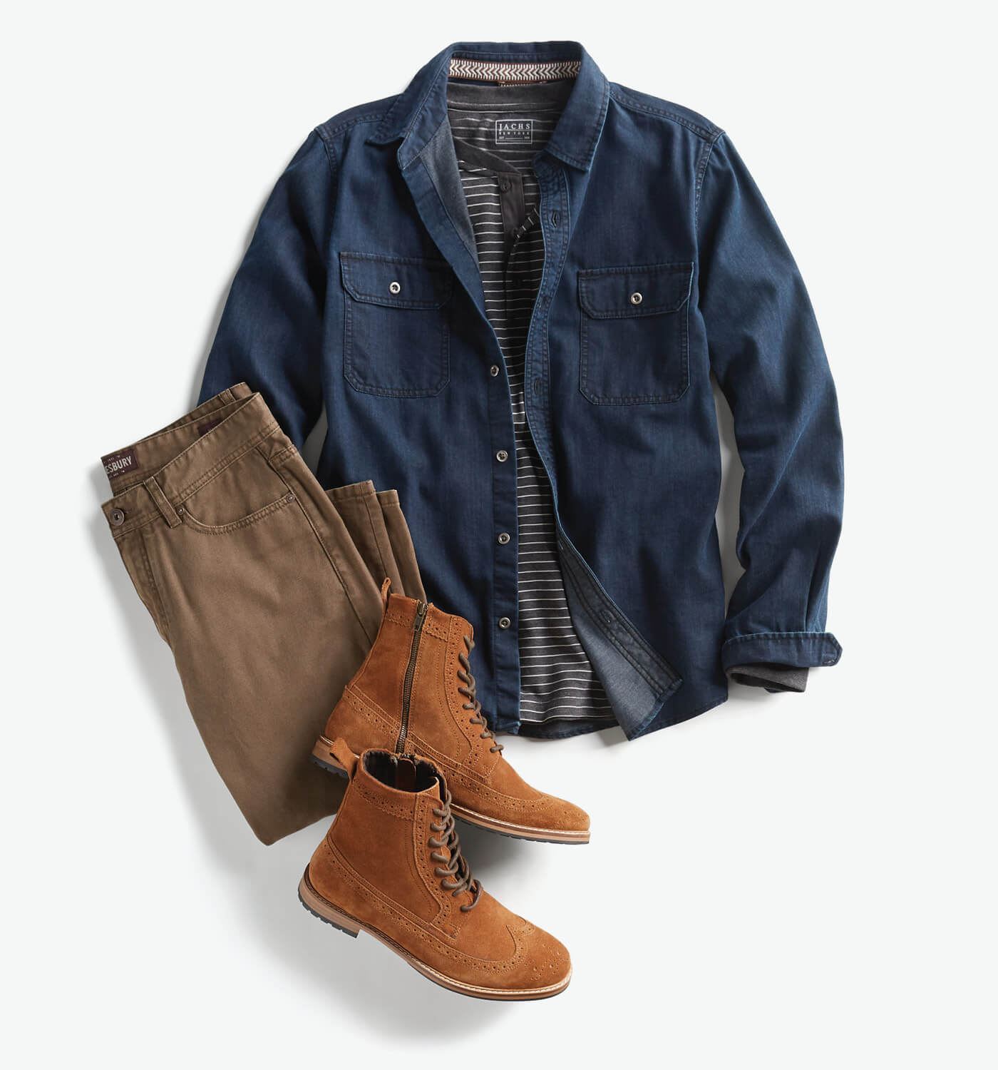 men's first date outfit