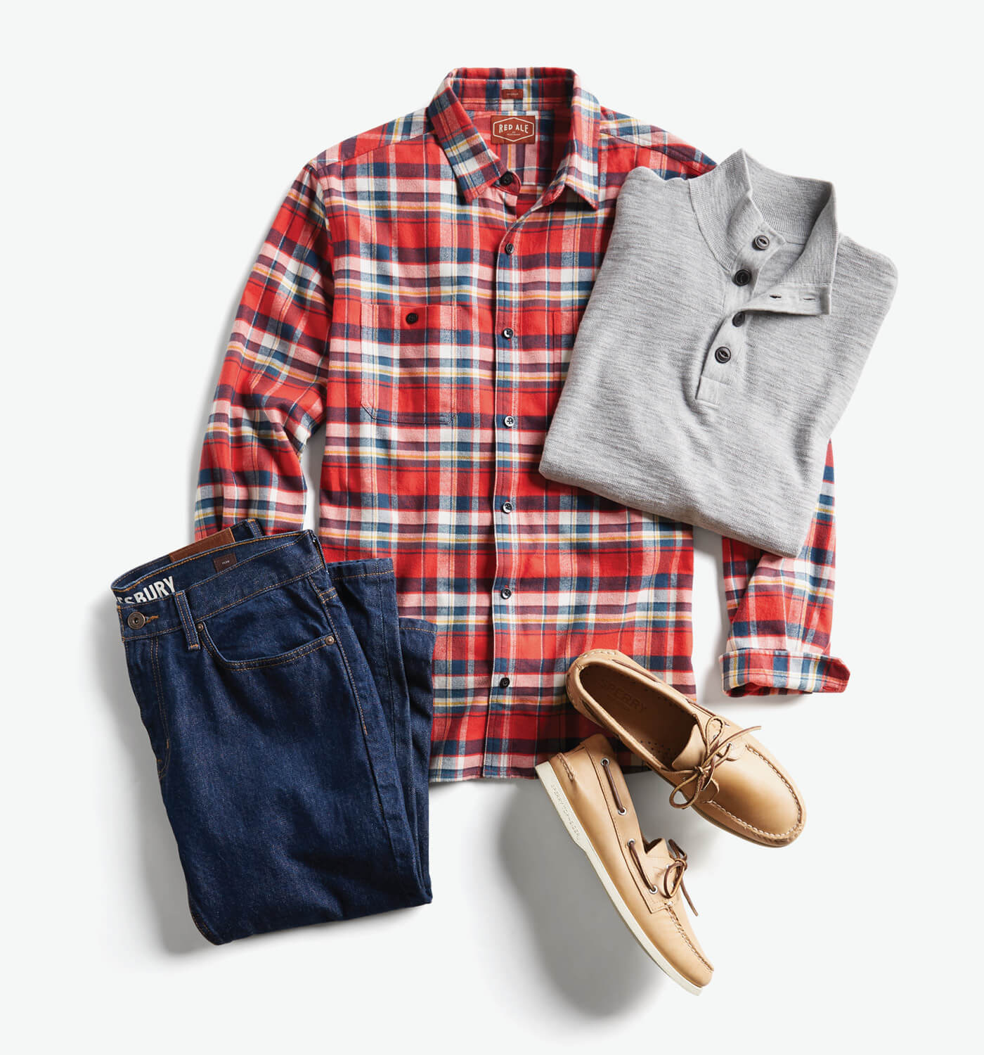 cacc86cd72 How do I wear flannel without looking like a lumberjack