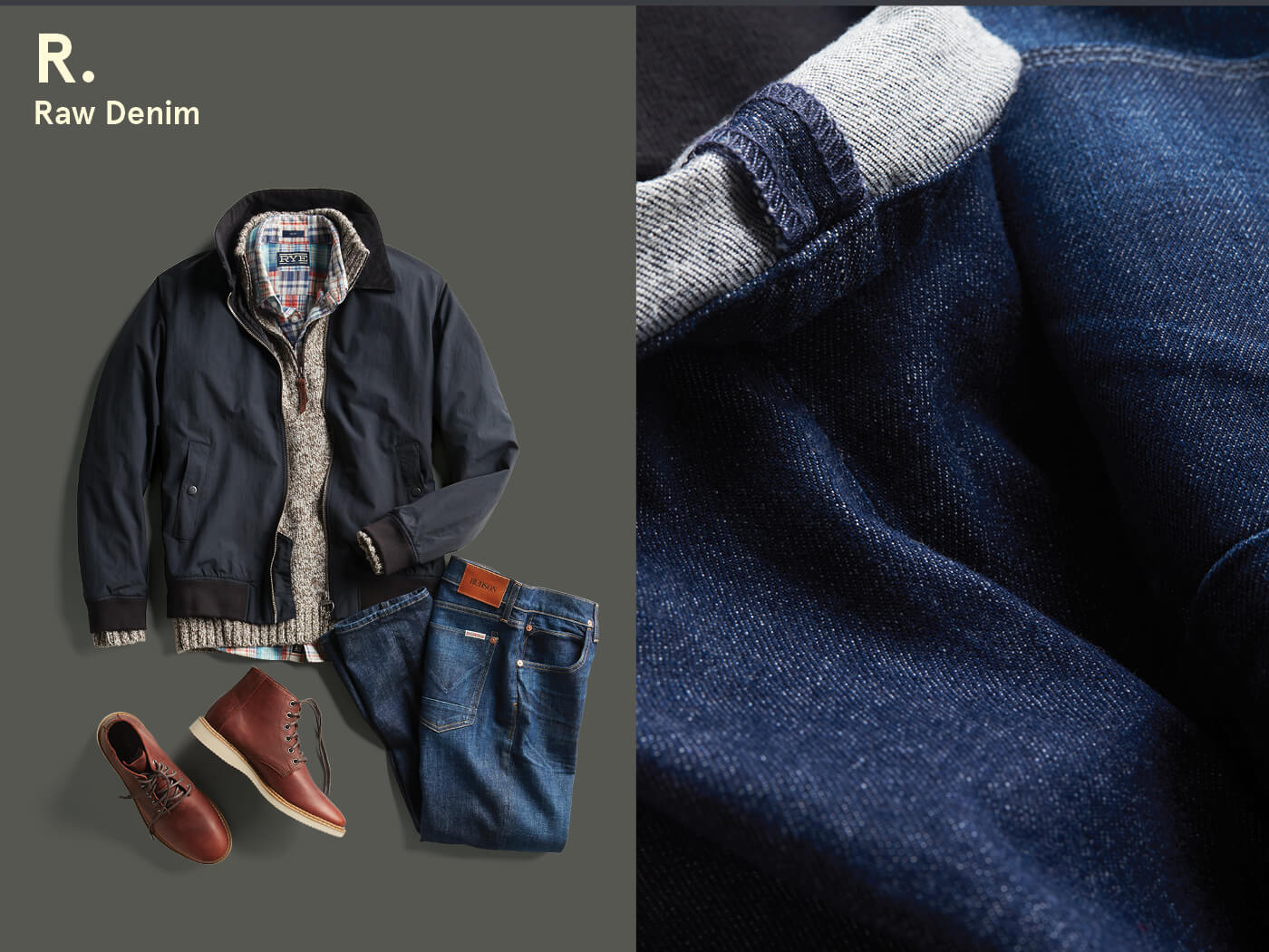 mens style terms